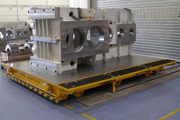 Specielní průmyslové vozy